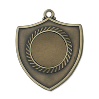 Shield Medal - 25mm insert