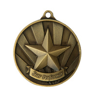 Sunrise Medal-Star Performer