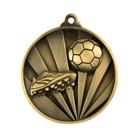 Sunrise Medal-Football