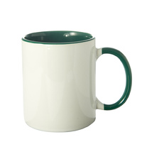 ES101GN: Sub. Coffee Mug-Green(sold in ctns of 36 only)